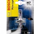 H7 Авто лампа 12V 55W PURE LIGHT BOSCH 1 шт.