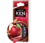 Ароматизатор Areon KEN BLISTER Apple Cinnamon