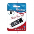 Накопитель USB 2.0 Smart Buy 8GB Glossy Black