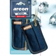 Ароматизатор AREON JEANS BAG Black Cristal