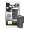 Ароматизатор Areon CAR box SUPERBLISTER Silver